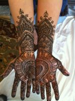 Henna Art by Samera730