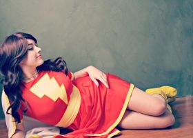 :DC: Shazam by AlouetteCosplay