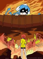 Attack on Squid Girl by Blitzkrieg1701