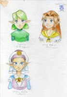 OOT young girls by tite-pao