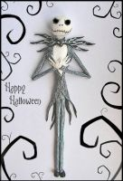Jack Skellington by BaziKotek