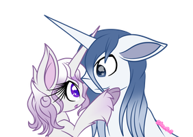The Special Two by LoreHoshiko
