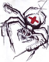 Surgical Spider by JMcInnis23