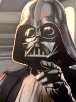 Darth Vader...detail... by Dangerous-Beauty778