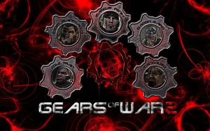 Gears of War 2 Tribute by Starstealer24