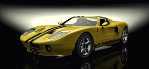 Ford GT40 by TheImNobody