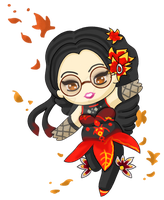 Whimsical Autumn by SammyJackles