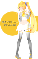 TDA V4X Neru Download by Ohbey