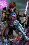 Gambit 2015 Colors by hanzozuken