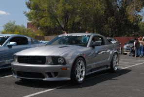 Saleen Mustang by AirshowDave