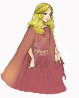 Myrcella Baretheon by AlexielApril