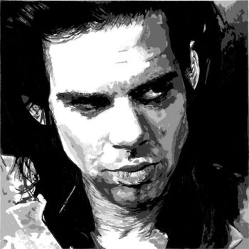 Nick Cave in 7 Tonal Planes by ThomasKain