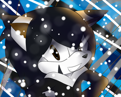 .::Season's Greetings::. #3 My Son~ by Jewel-Shapeshifter