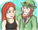 Fira and the Leprechaun by emilio1234567