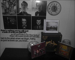 My Panic at the Disco Albums. by coolkidelise