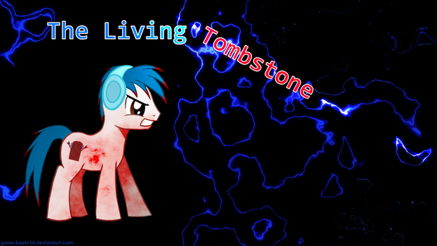 The Living Tombstone Wallpaper by Game-BeatX14