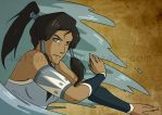 Introducing: Avatar Korra by Kat-Anni