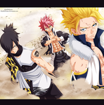 Fairy Tail 405 by KhalilXPirates