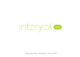 Integral 360 - Logo Draft by alvito