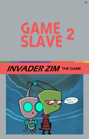 Invader Zim for the Atari 2600 by SuperMaster10