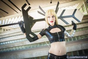 Magik (All-New X-Men) by Firelight-Cosplay