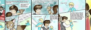 K4-Comic- Marvins First Word by MaskedSugarGirl