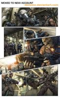 Gears of War Test Page 1 by dannlord