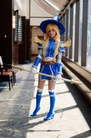 Sorceress Lux at FanFare! by Lightning--Baron