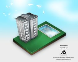 building icon by LeMex