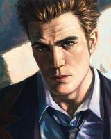 Paul Wesley by tman2009