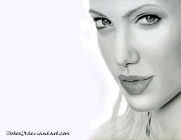 Angelina Jolie 2 by Dodos24
