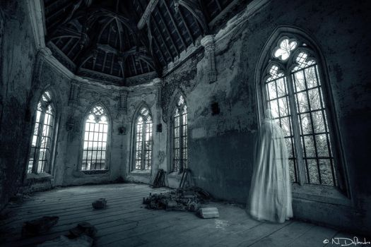 A Lost Soul Trapped by Nichofsky