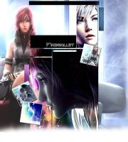 The Farron Sisters BG by SteffiSyndrom