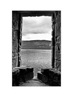A View Of Lochness by Morween