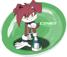 Comet the Dog by Aeon70