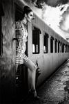 A train to nowhere by hellwoman