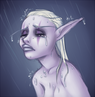 Ashes, the Rain, and I by Dogslug