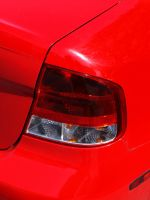 Monochromatic Color -Taillight by omniferous