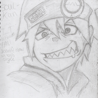 Soul Eater - Soul by LoudMouth321