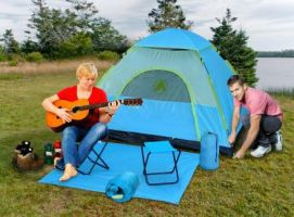 The Pioneer XLG Camping Set by geartrade