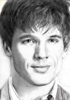 Matt Lanter by Caroline-Sarah