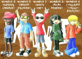 Codename: Kids Next Door by Sushibeth