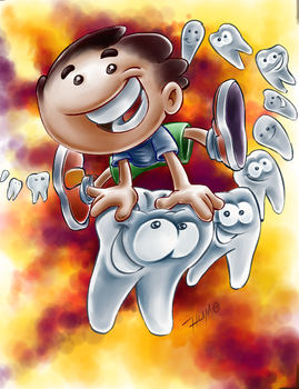 Dental health by Humoram