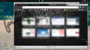 Theme.GoogleChrome.Darck by coral-m