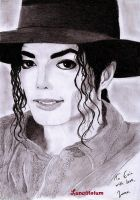 Michael Jackson Request by Lunatitotum