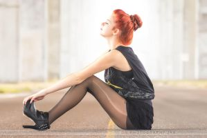 In the street by 904PhotoPhactory