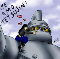 Tetsujin I love you! by Axcido