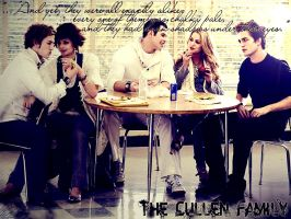 The Cullen Family by Alice-Cullen93