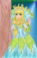 color me princess colored by kdbsmart