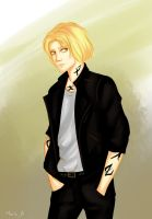 Jace Lightwood by MariaAart
